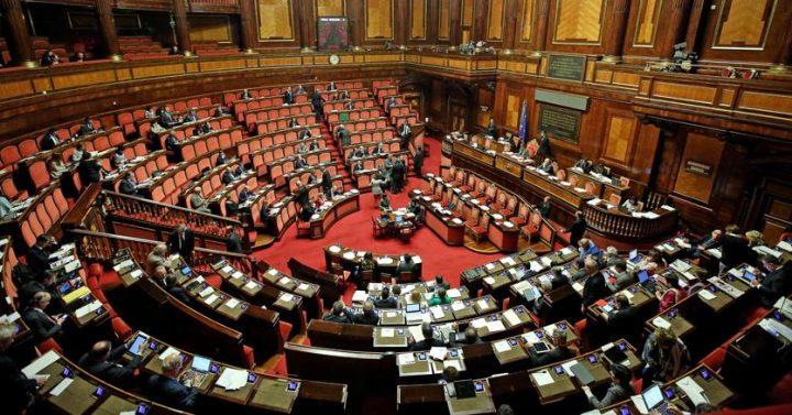 [Italie] Motion pour le désarmement nucléaire présentée au Sénat