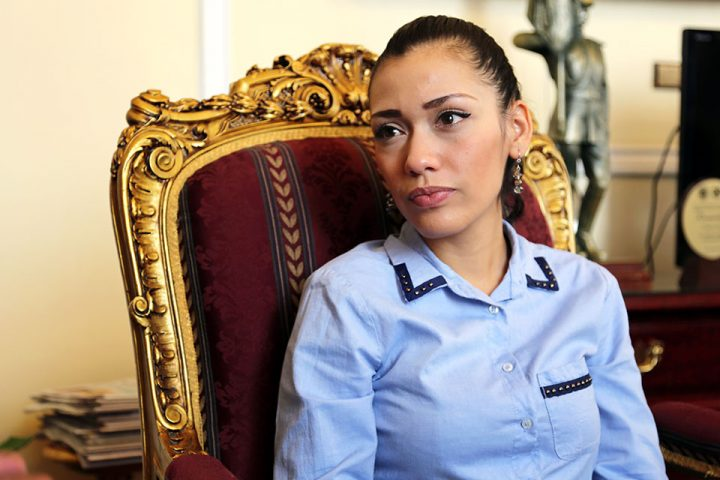 Adriana Salvatierra: 53% des parlementaires boliviens sont des femmes