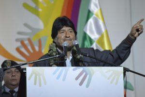Evo Morales llama a sus homólogos de América Latina y el Caribe a respaldar el diálogo en Venezuela