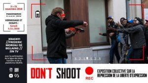 [Expo photo] Les forces de police ne sont pas au-dessus des lois