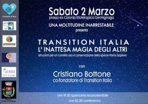 Transition Town: per una transizione dalle fonti fossili a quelle rinnovabili