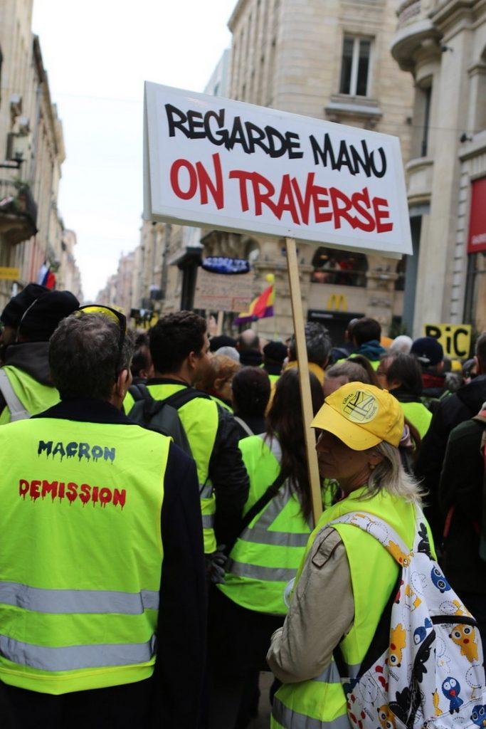 [Gilets Jaunes – Acte 13 ] Reportage photo à Bordeaux13