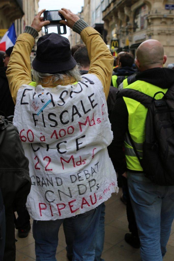 [Gilets Jaunes – Acte 13 ] Reportage photo à Bordeaux15