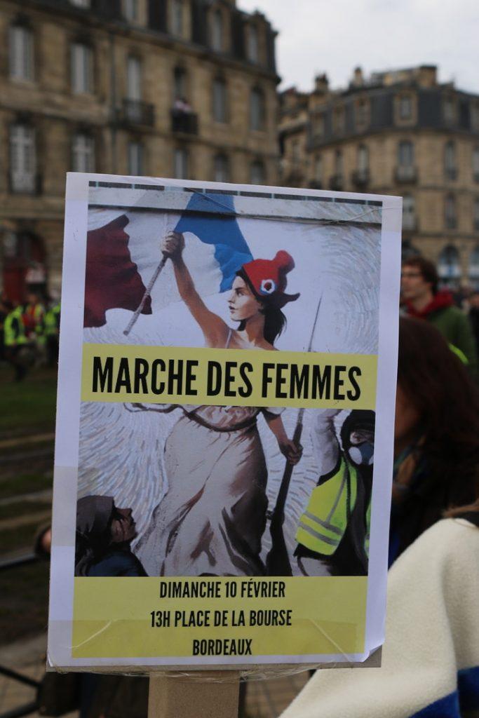 [Gilets Jaunes – Acte 13 ] Reportage photo à Bordeaux16