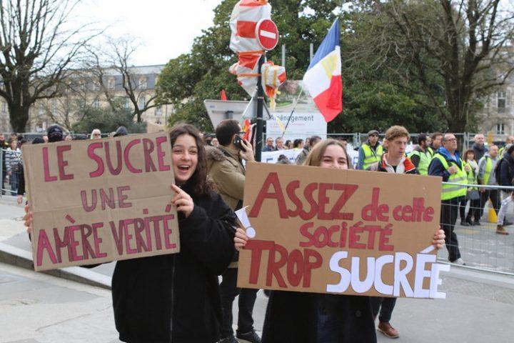 [Gilets Jaunes – Acte 13 ] Reportage photo à Bordeaux2