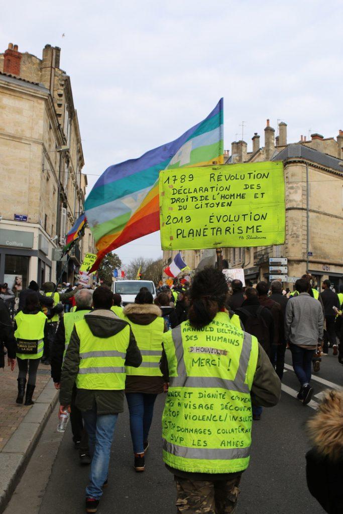 [Gilets Jaunes – Acte 13 ] Reportage photo à Bordeaux20