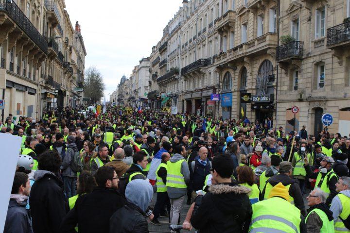 [Gilets Jaunes – Acte 13 ] Reportage photo à Bordeaux21