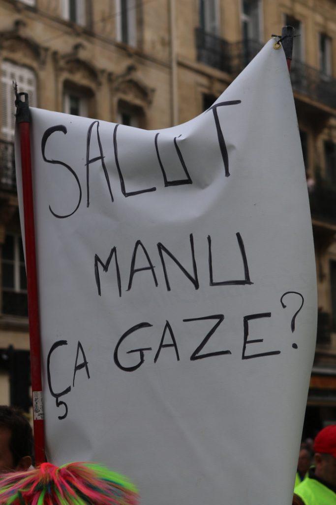 [Gilets Jaunes – Acte 13 ] Reportage photo à Bordeaux22