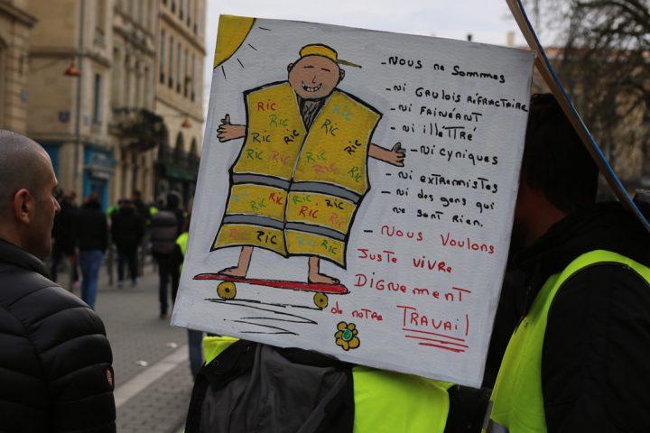 [Gilets Jaunes – Acte 13 ] Reportage photo à Bordeaux26
