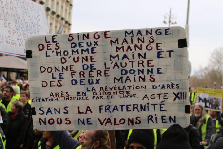 [Gilets Jaunes – Acte 13 ] Reportage photo à Bordeaux27a