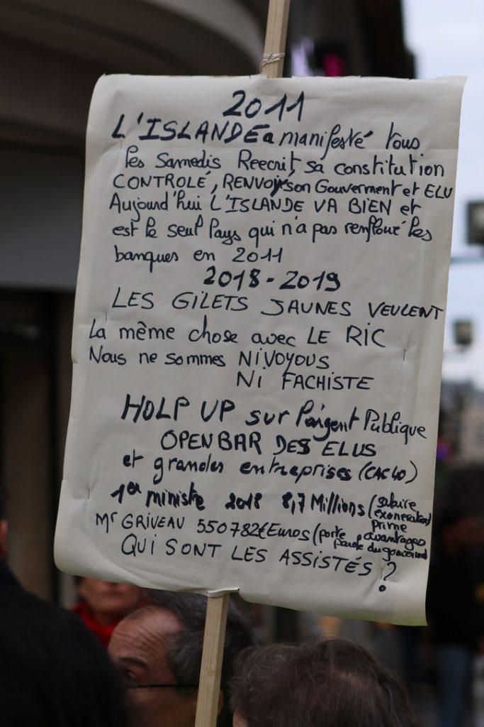 [Gilets Jaunes – Acte 13 ] Reportage photo à Bordeaux28