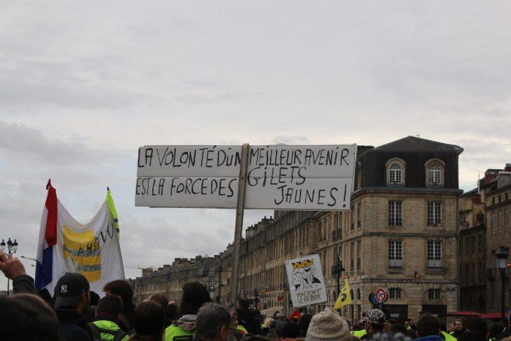 [Gilets Jaunes – Acte 13 ] Reportage photo à Bordeaux29