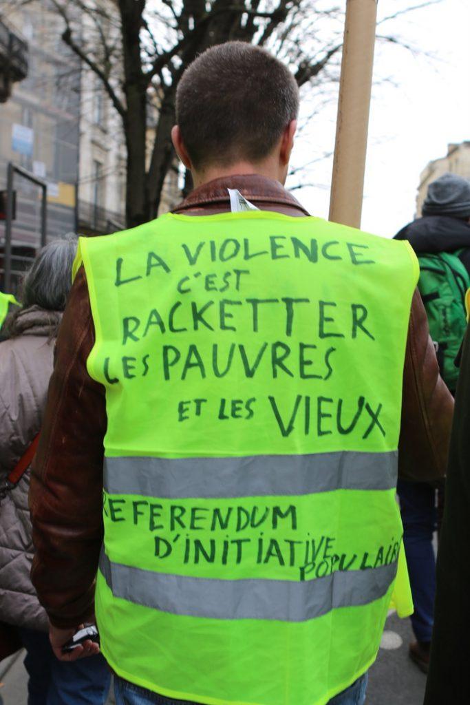 [Gilets Jaunes – Acte 13 ] Reportage photo à Bordeaux32