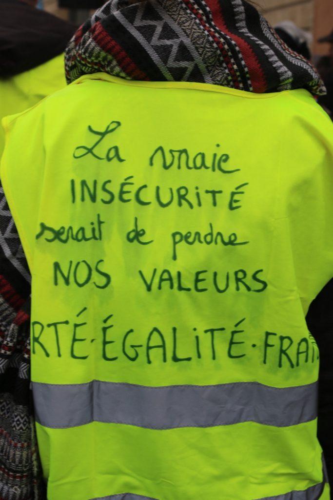 [Gilets Jaunes – Acte 13 ] Reportage photo à Bordeaux36
