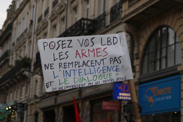 [Gilets Jaunes – Acte 13 ] Reportage photo à Bordeaux38