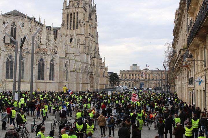 [Gilets Jaunes – Acte 13 ] Reportage photo à Bordeaux39