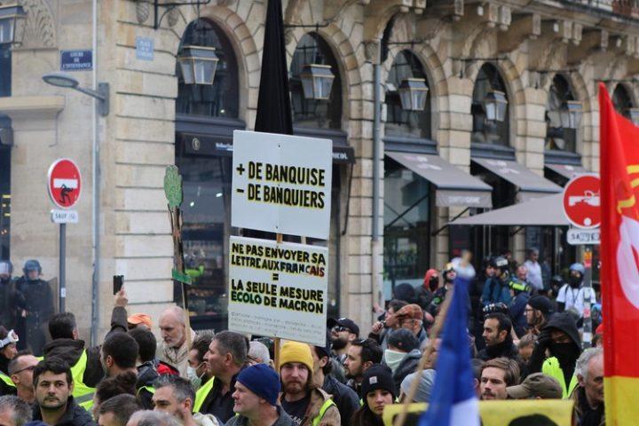[Gilets Jaunes – Acte 13 ] Reportage photo à Bordeaux6