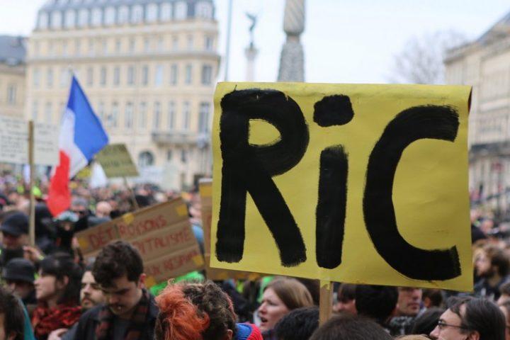 [Gilets Jaunes – Acte 13 ] Reportage photo à Bordeaux7