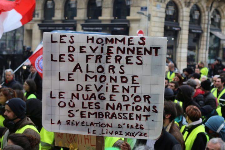 [Gilets Jaunes – Acte 13 ] Reportage photo à Bordeaux8