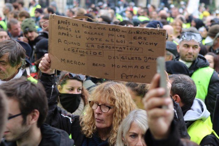 [Gilets Jaunes – Acte 13 ] Reportage photo à Bordeaux9