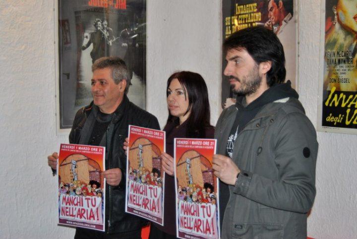 1° marzo/ Gloria: un cinema per la comunità, parte la campagna d'acquisto