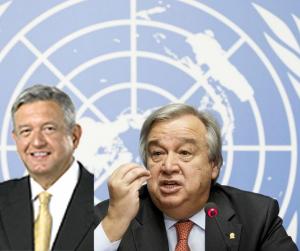 Guterres y AMLO: voces que encaminan el diálogo en Venezuela