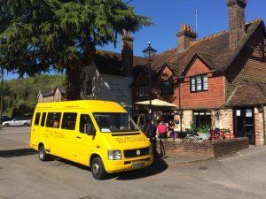 The Big Lemon, il servizio di bus elettrici a energia solare nato dal basso