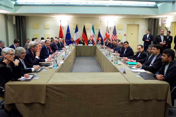 How can we move forward after the US withdrawal from the Iran deal?
