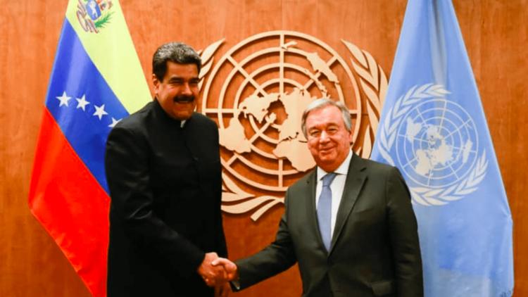 """Venezuela: l'ONU respinge la richiesta del """"autoproclamato"""" Guaidó"""