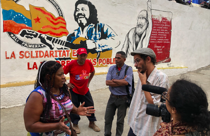 Notes From the Streets of Venezuela—The People Are Resilient in the Face of Foreign Intervention