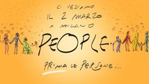 People – Prima le persone – Manifestazione Nazionale 2 marzo