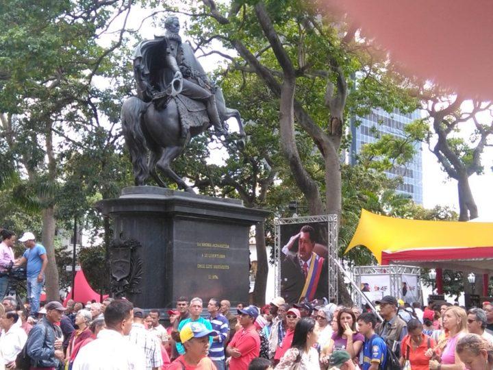 Venezuela, una nación bajo asedio