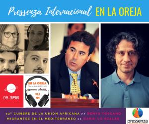 Pressenza Internacional En La Oreja 15/02/2019