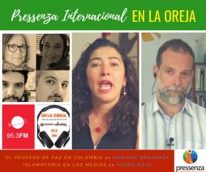 Pressenza Internacional En La Oreja 01/02/2019