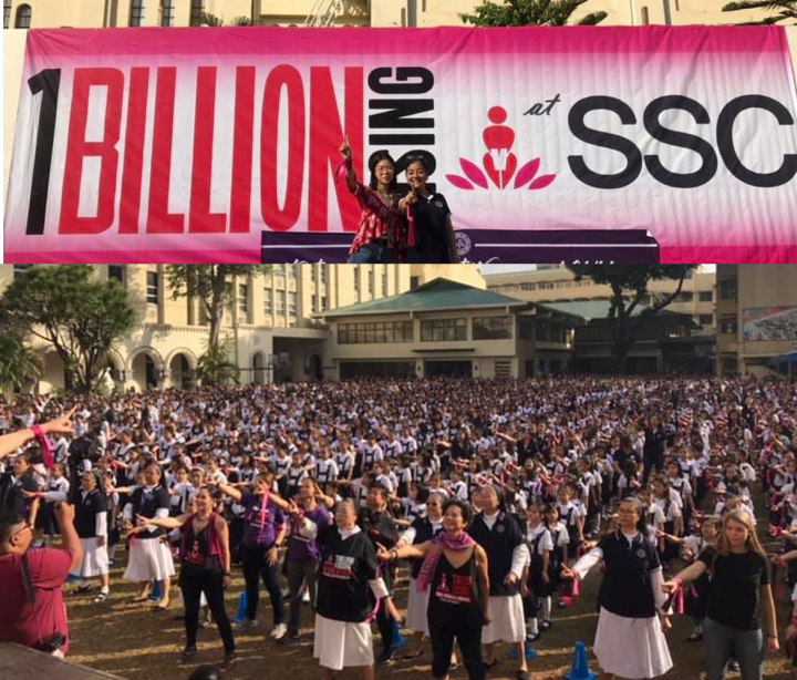One Billion Rising, 2019: From a Campaign to End Violence against Women to a Way of Life.