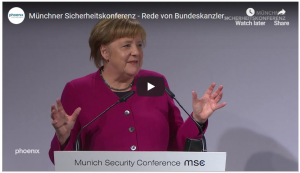 #FridaysForFuture: offener Brief an Bundeskanzlerin Angela Merkel