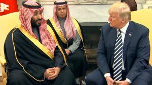 Demócratas investigan plan de la Casa Blanca para transferir tecnología nuclear a los saudíes