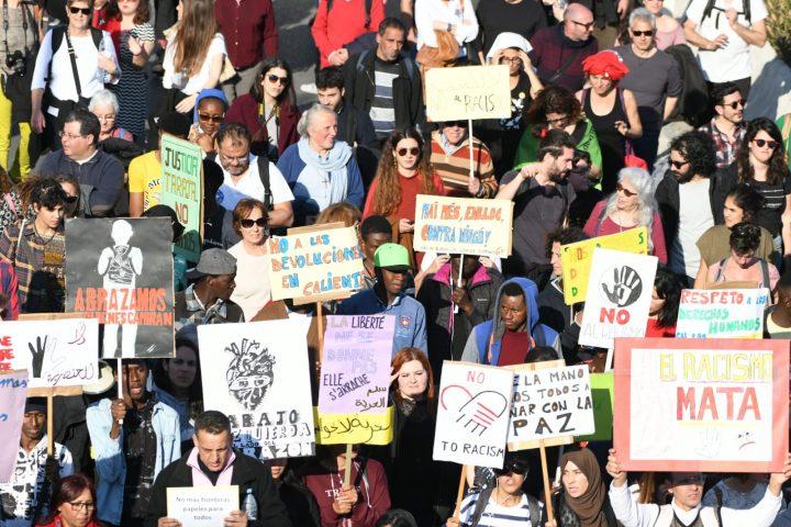 VI Marcha de la Dignidad. Aniversario Muertes del Tarajal ANTONIO SEMPERE (9)