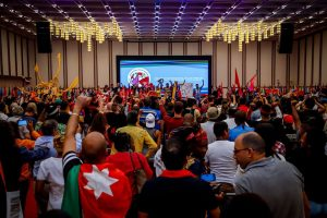 Asamblea Internacional de los Pueblos es inaugurada en Caracas, Venezuela