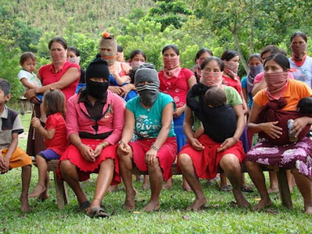Messico – Messaggio delle zapatiste alle donne che lottano nel mondo