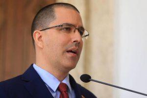 Canciller Arreaza: Venezuela se respeta!