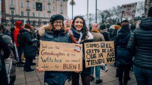 Carta a les organitzacions del moviment feminista de Catalunya
