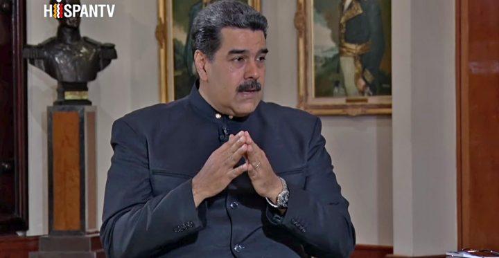 El presidente Maduro aborda la situación de Venezuela en entrevista televisiva