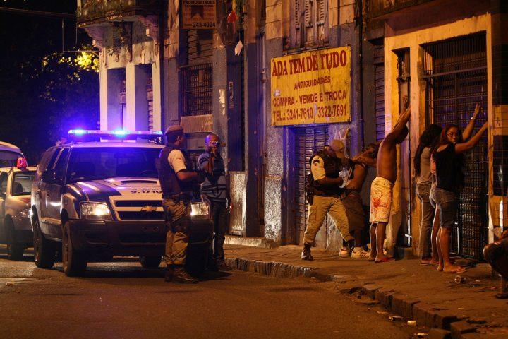 Brasil: policías con licencia para matar