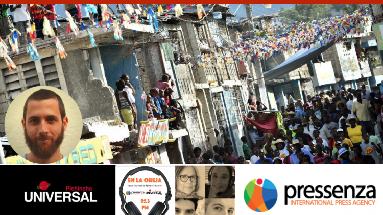 pressenza internacional en la oreja haití
