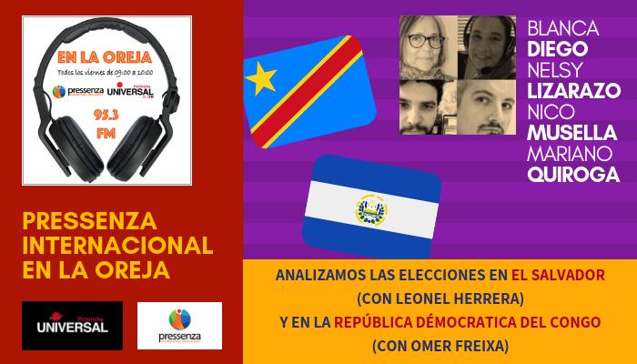 Pressenza Internacional En La Oreja 08/02/2019