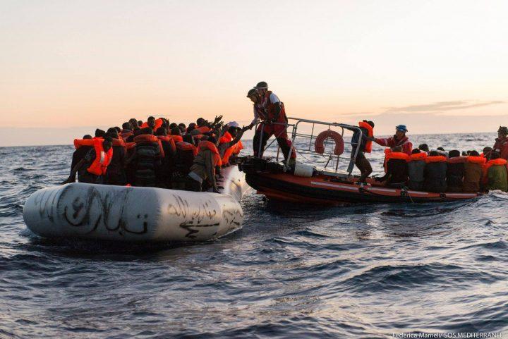 150 persone riportate nell'inferno libico