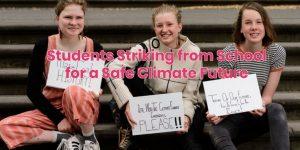 Studenti per il clima: cresce il movimento e si sciopera anche in Italia