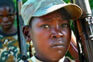 Liberan a más de 100 niños soldados en Sudán del Sur