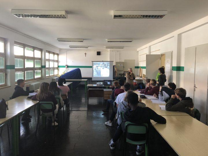 Trieste: giustizia climatica, sicurezza e salute nelle scuole
